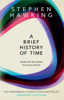 Stephen Hawking - A Brief History of Time artwork