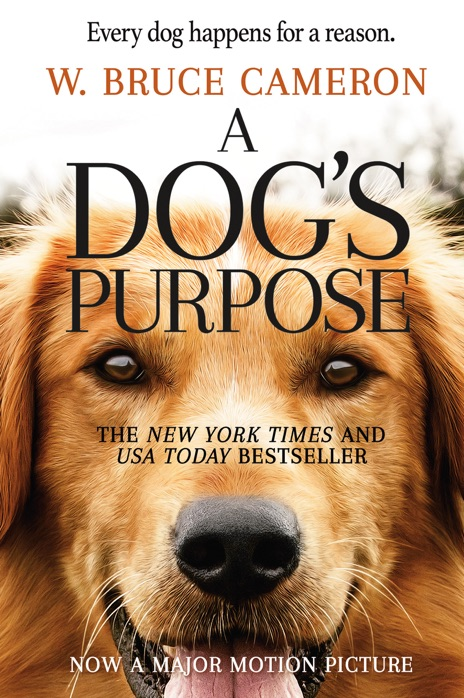 A Dogs Purpose W Bruce Cameron Book