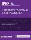 Interprofessional Education And Practice IPEP  6