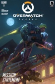 Andrew Robinson & Nesskain - Overwatch#5  artwork