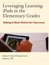 Leveraging Learning IPads In The                     Elementary Grades