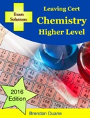 Leaving Cert Chemistry Higher Level