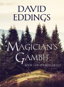 Magician's Gambit - David Eddings Cover Art