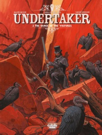 DOWNLOAD OF UNDERTAKER - VOLUME 2 - THE DANCE OF THE VULTURES PDF EBOOK