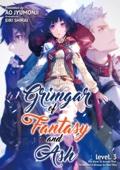 Grimgar of Fantasy and Ash - Ao Jyumonji Cover Art