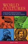 World Cultures   Analyzing Pre-Industrial Societies In Africa Asia Europe And The Americas