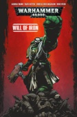 George Mann & Tazio Bettin - Warhammer 40,000: Will of Iron #0  artwork
