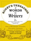 Rogets Thesaurus Of Words For Writers