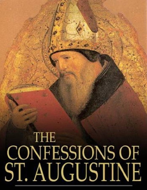 Image result for confessions of st augustine