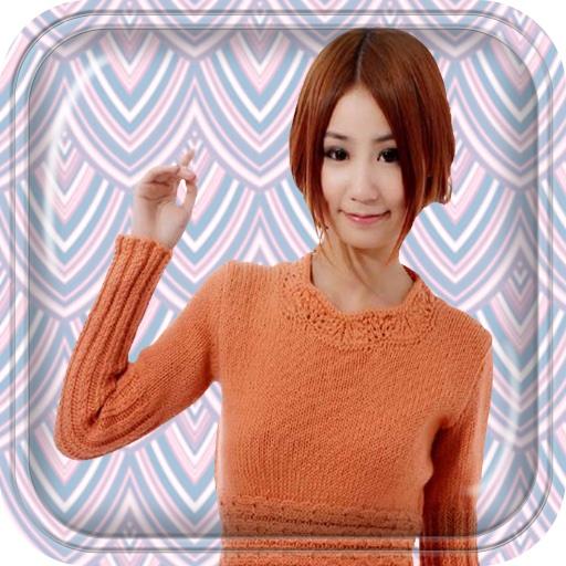 零起点编织 可爱女装
