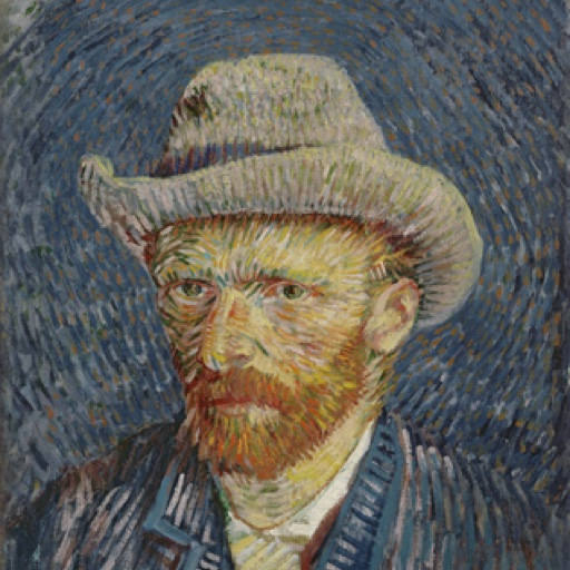 Yours, Vincent The Letters of Van Gogh icon