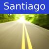 Santiago de Chile - Mapa Offline