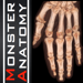 Monster Anatomy - Membre Supérieur