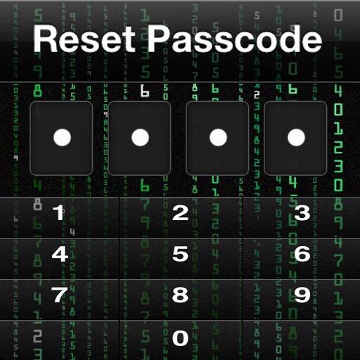 iSafePod Reset Passcode