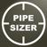 Gas Capacity & Pipe Size Calculator
