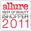 Condé Nast Digital - Allure Best of Beauty iShopper 2011  artwork