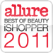 Allure Best of Beauty iShopper 2011