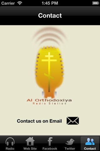 Al Orthodoxiya Radio Station screenshot 4