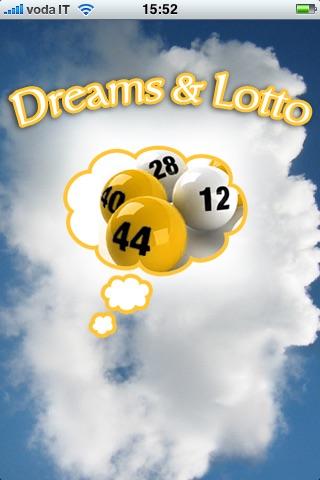 Dreams & Lotto screenshot 1