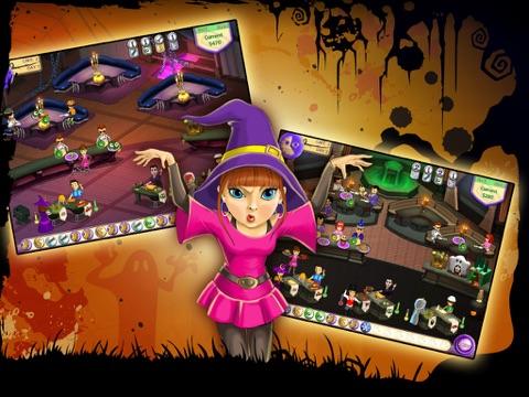 Screenshot #4 pour Amelie's Cafe: Halloween HD