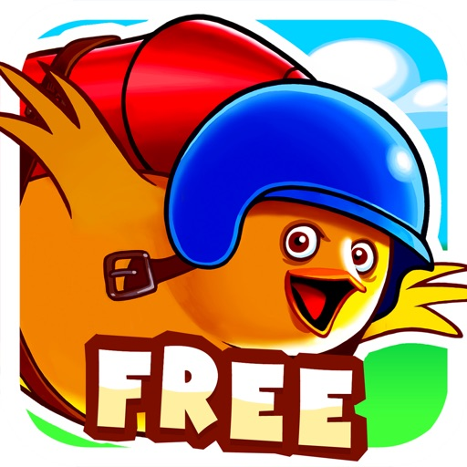 RocketBird World Tour Free iOS App