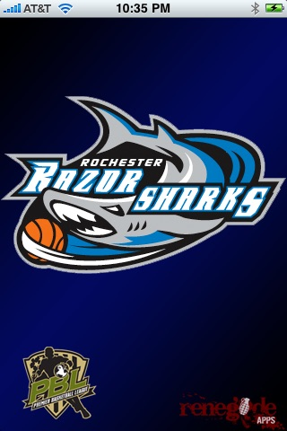 Rochester RazorSharks screenshot 1