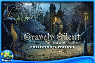Gravely Silent: House of Deadlock Collector's Edition-0
