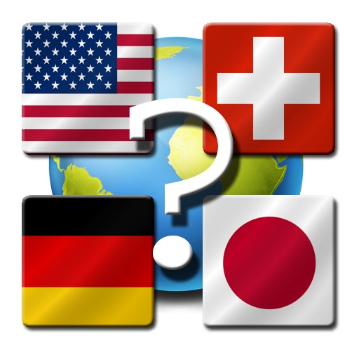 National Flag Quiz iOS App