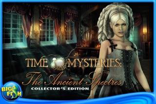 时间之谜2 古代幽灵:Time Mysteries 2: The Ancient Spectres Collector's Edition (Full)