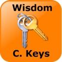 Wisdom C Keys icon