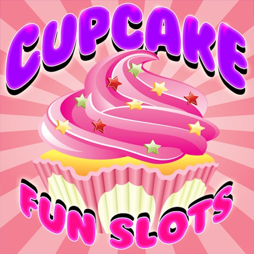 Cupcake Fun Slots - Family Slot Machine Free iPhone/iPad Edition iOS App