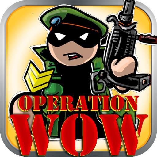 乌兹冲锋枪:Operation wow【多点触摸射击】