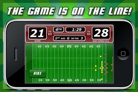 Play Football screenshot 2