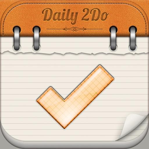 Daily 2Do iOS App