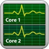 Dual Core System Activity Monitor for iPhone 4S