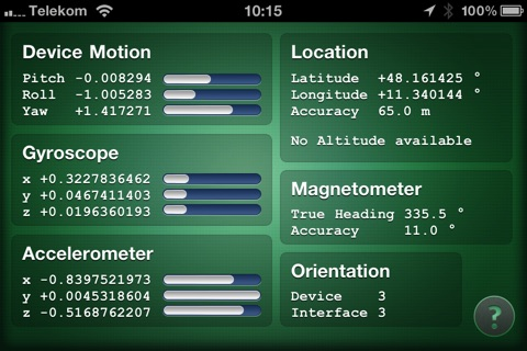 Orientator screenshot 1