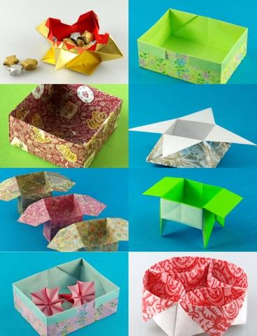 Screenshot #5 pour Boîtes Origami HD