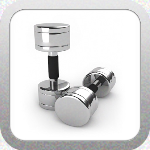 Dumbbell Fat loss Workout iOS App