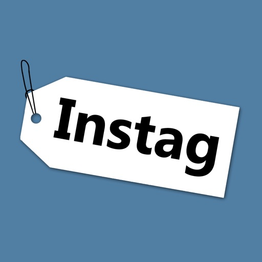 Instag - Instagram Tags iOS App