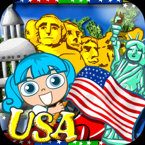 Explore the USA with Roxy (Social Science Education)