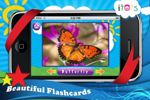 Flashcards Creator for Kids Free screenshot 1