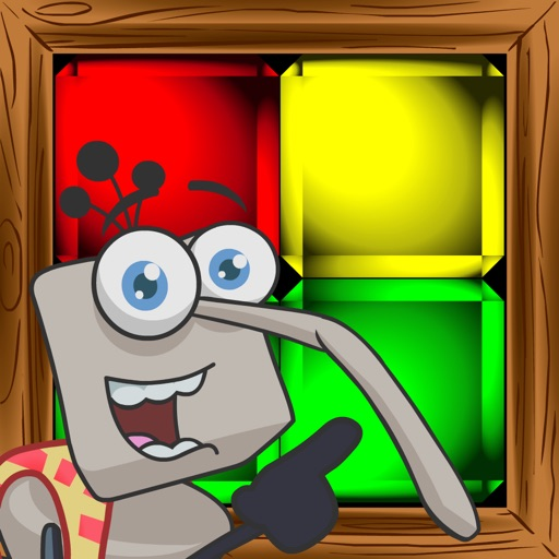 Bin Weevils: Tink's Blocks iOS App