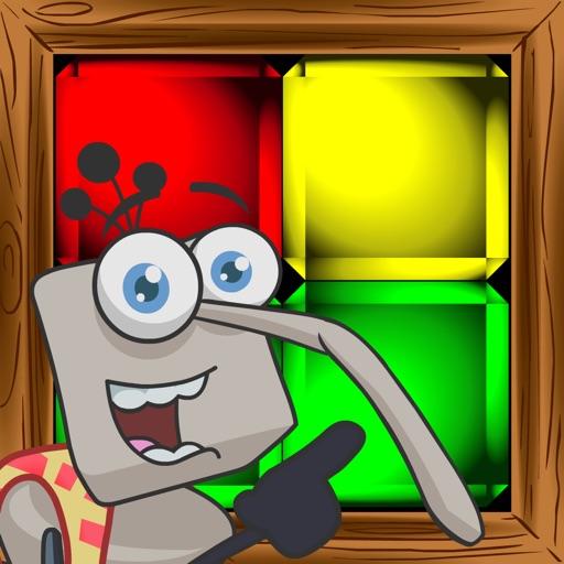 Bin Weevils: Tink's Blocks Icon