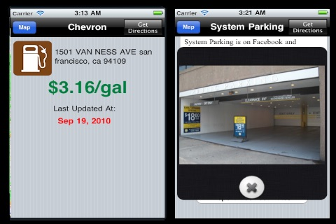 NYC Parking screenshot 4