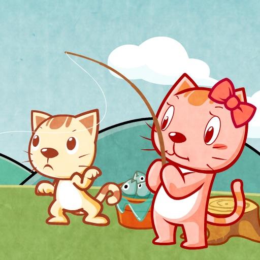 BevaBook HD – 小猫钓鱼
