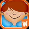 Spil for børn – en app for børn med 6 forskellige spil
