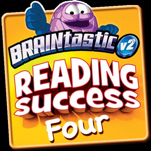 BRAINtastic Reading Success Four