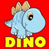 A Dinosaur Kids Math - Grade School Addition Subtraction Skills Game