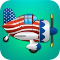 Air Race for Babies: customize your plane and fly! icon