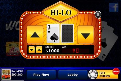 World Table Poker - Texas Hold'em Tournament screenshot 3